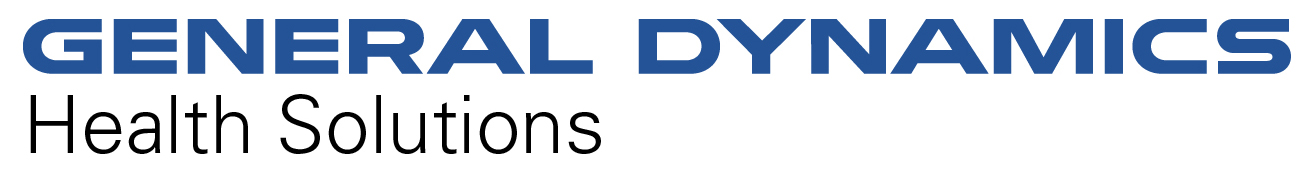 General Dynamics - HealthSolutions-logo2col